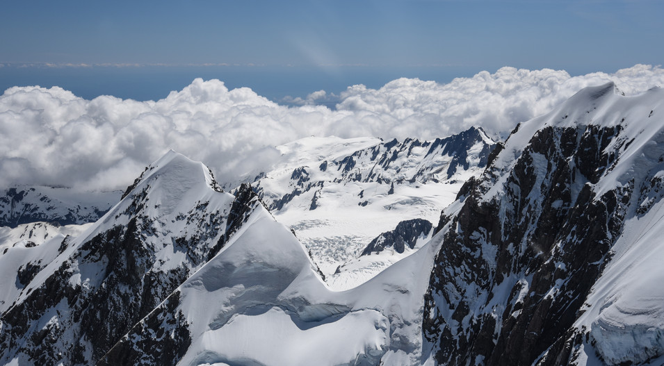 Above the Clouds and Peaks