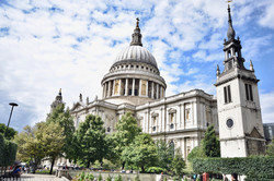 St. Paul's from Cannon Street