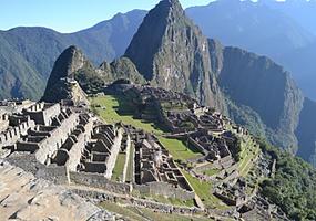 Machu Picchu historical site