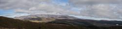 Mount Ruapehu Cloudy