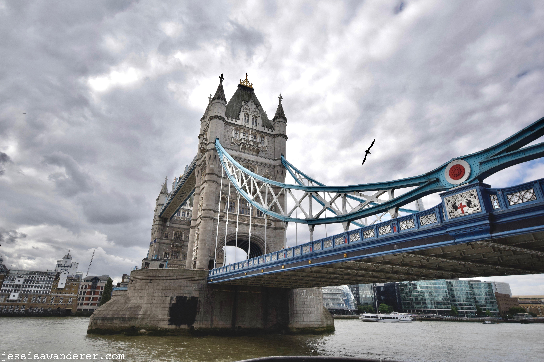 Tower Bridge up Close