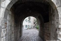 Entrance Tunnel