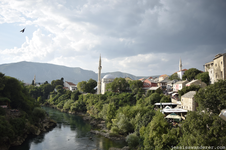 Distant Mosque