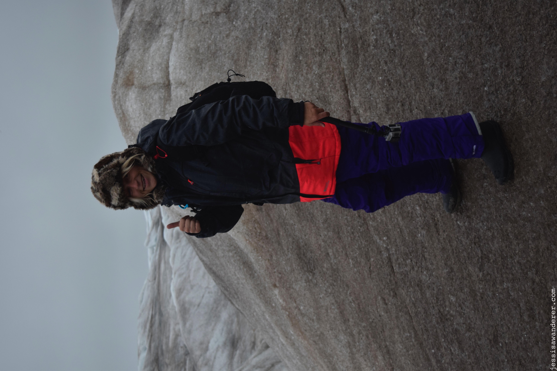Posing on Ice