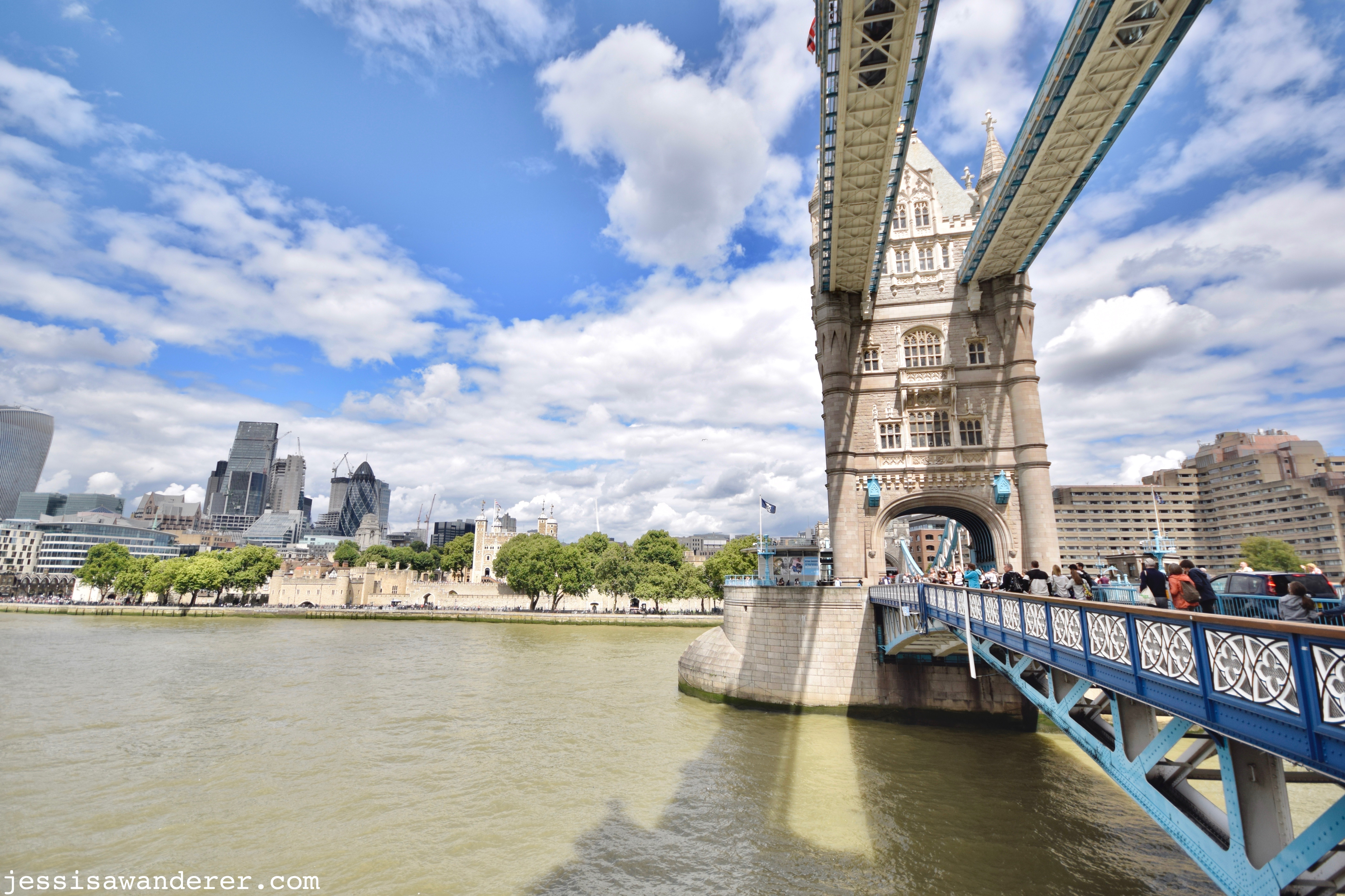 Tower Bridge Side