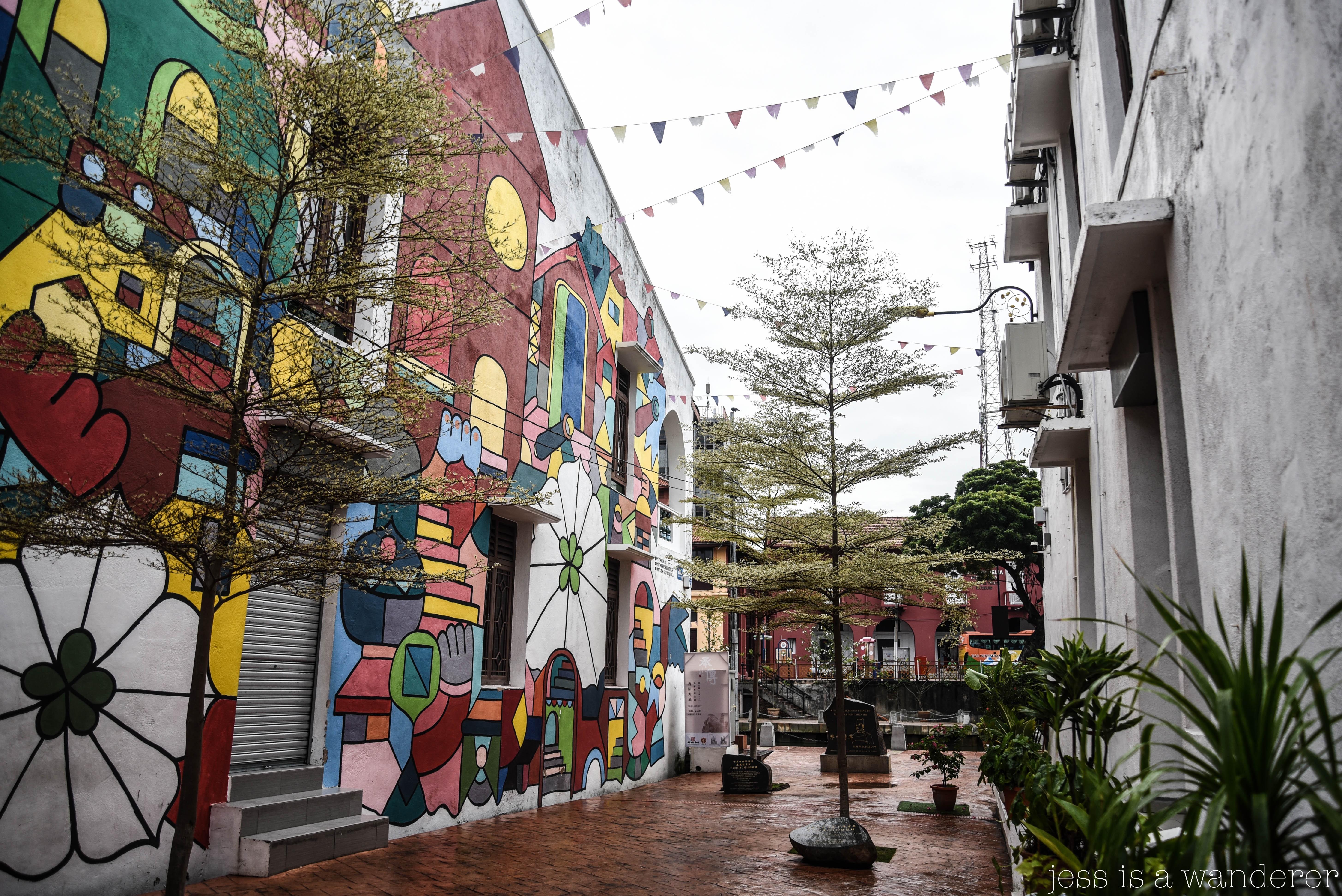 A Street of Street Art