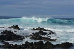 Causing a Pacific Splash
