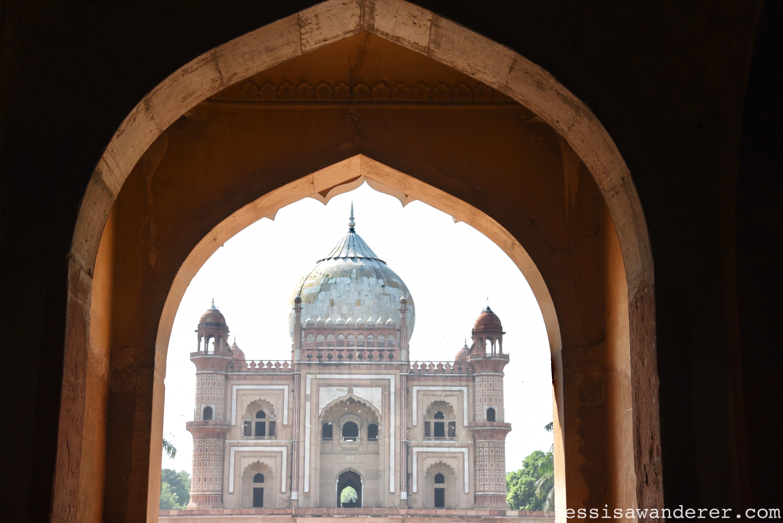 Safdar Jang Tomb
