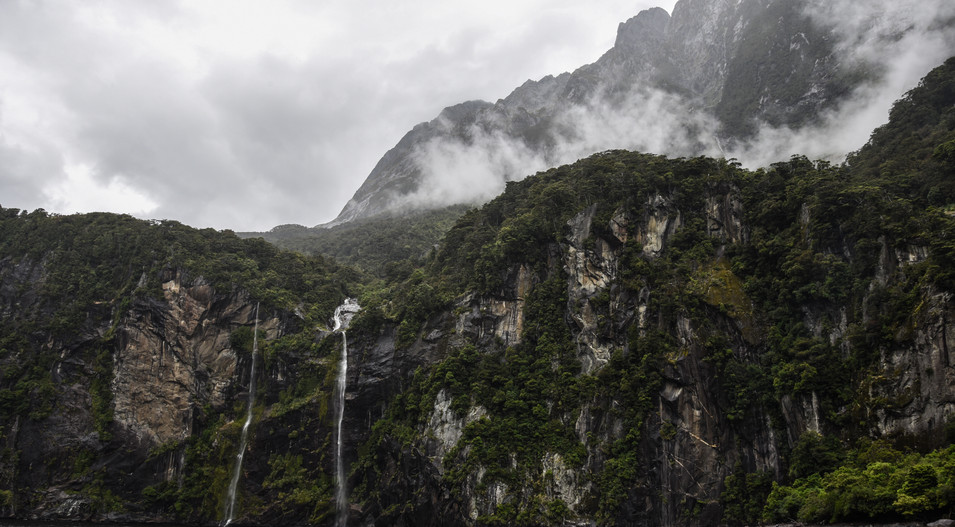 Mist and Falls