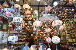 Busy Lamp Shop