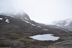 Mountainside Lake