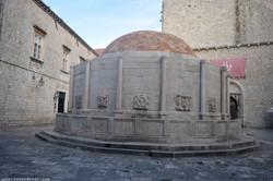 Empty Fountain