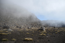Misty Crater