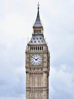Big Ben Clocktower