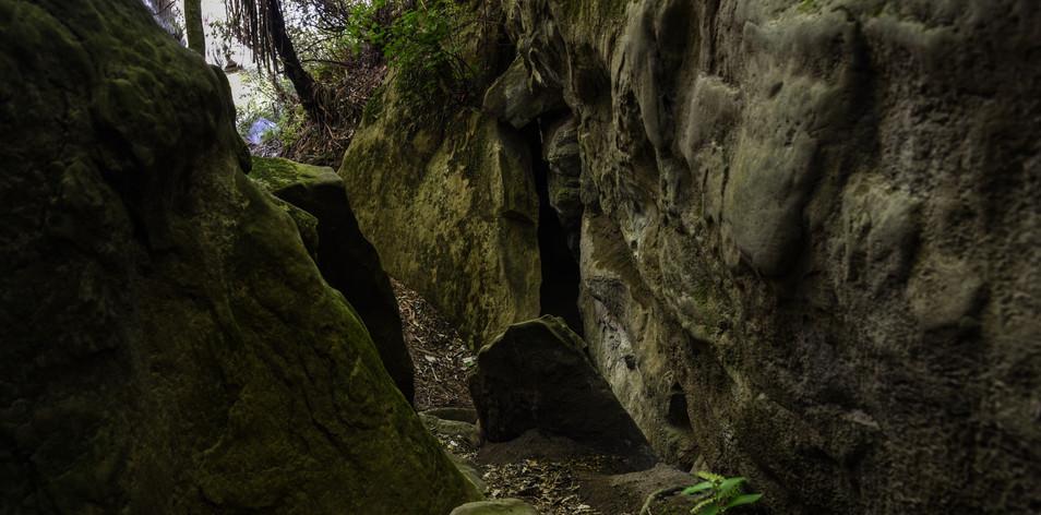 Giant Rocks