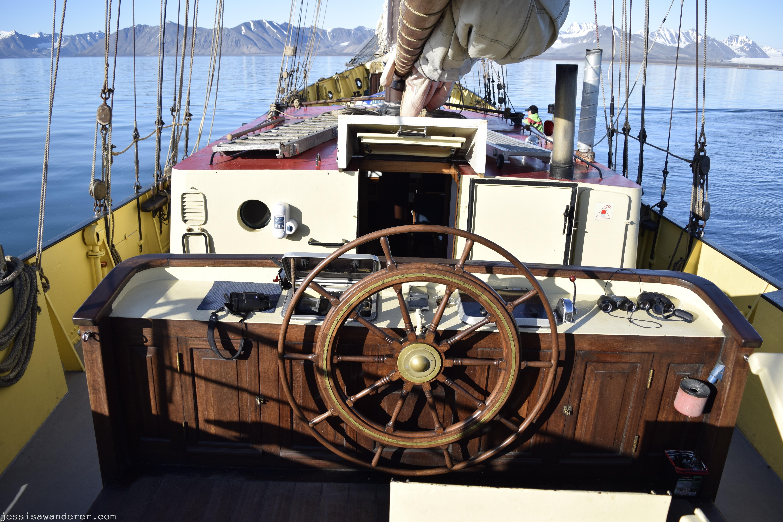 Aboard the Noorderlicht