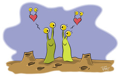 Snacker Aliens