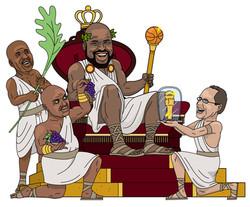 King Shaq