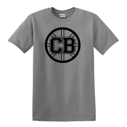 """CB"" Logo T"