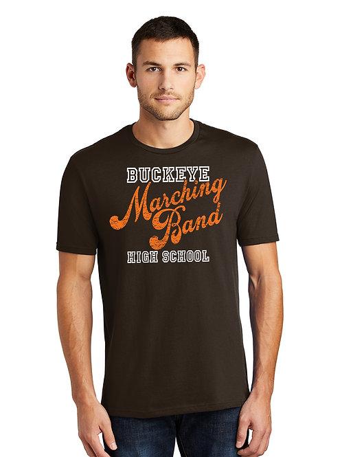 Buckeye Band District  Perfect Weight  Tee