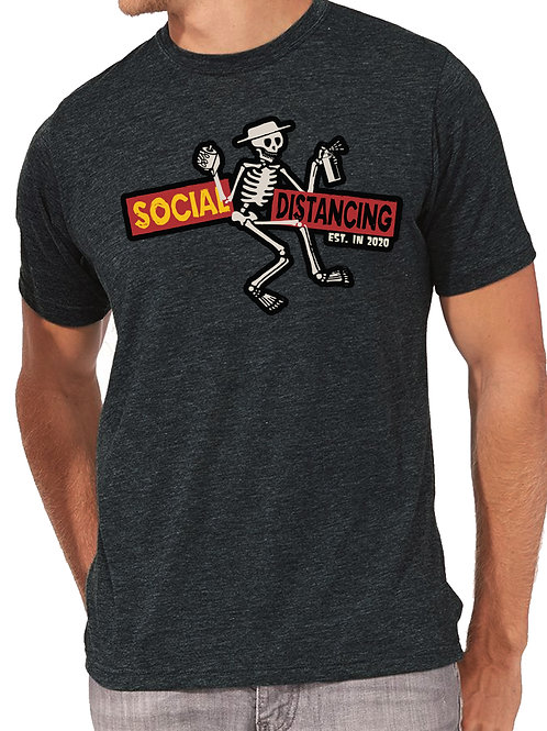 """Social Distancing"" Band Tee"