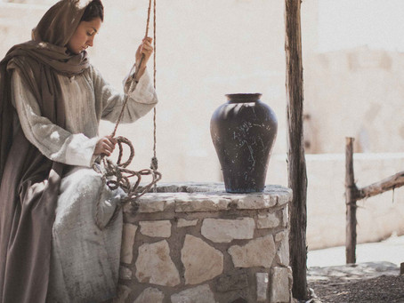 『永遠の命に至る水 』古山 隆 師