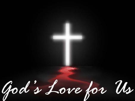 日英合同礼拝『God's Love for the World』本多一米師