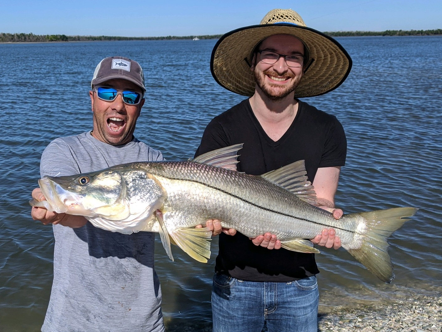 Discovery Monster Snook