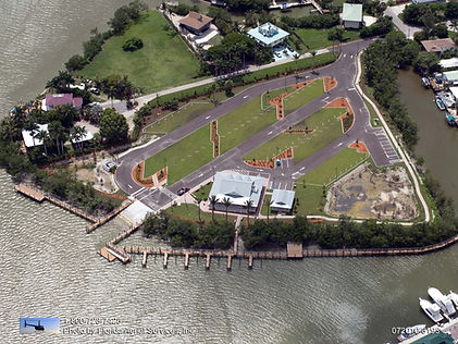 Goodland boat park Ten Thousand Islands