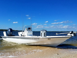Charter Boat in the Everglades