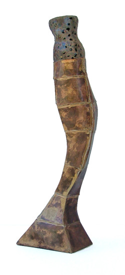 Léoparde brune