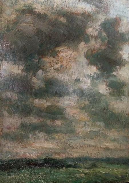 Passage nuageux
