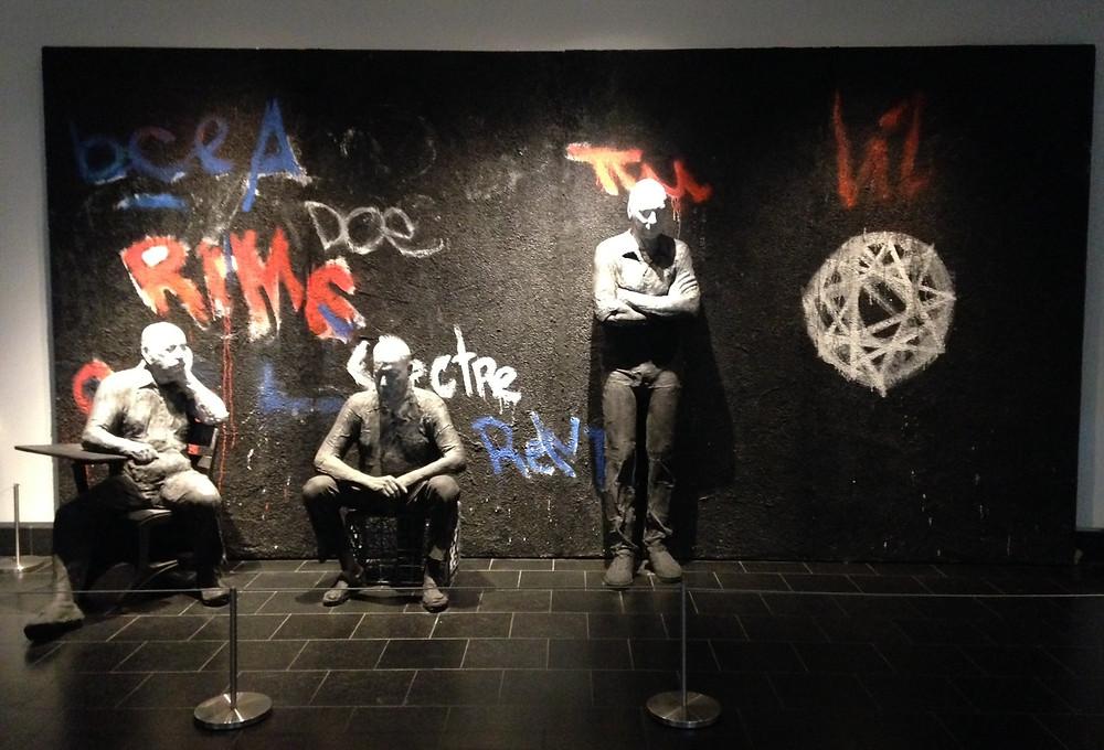 Vu en passant dans un passage du Musée des beaux-arts de Montréal