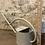 Thumbnail: grey watering can metal 1liter