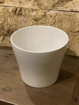 """ceramic white 6.5"""""""