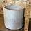 "Thumbnail: cement pot cylindrical 6.5"""