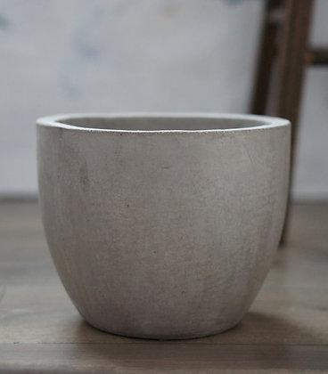 """cement pot round 8"""""""
