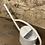 Thumbnail: white watering can metal 1liter