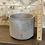 "Thumbnail: brown terracotta cylindrical pot 5.5"""
