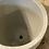 "Thumbnail: cement textured pot grey  7.5"""