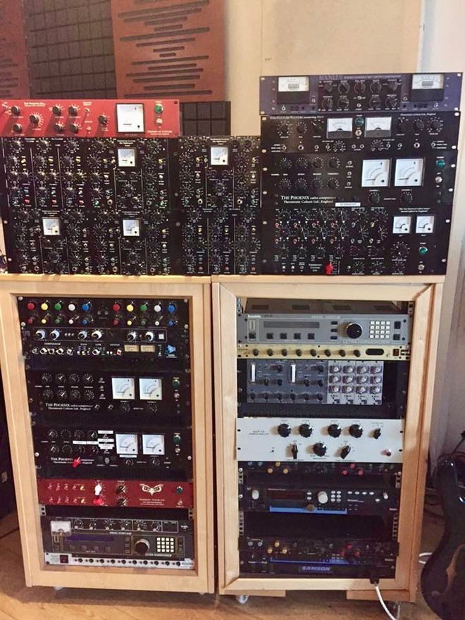 Evil Rack of Outboard