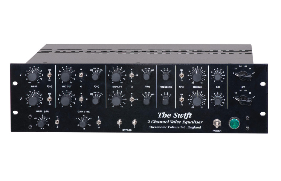 The New all Valve Swift EQ