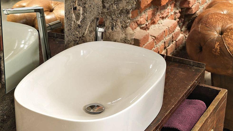 Umywalka AXA Wild nablatowa 60 cm