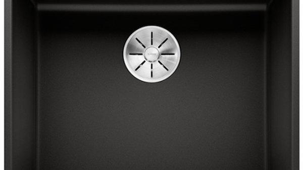 Zlewozmywak Blanco Subline 500-U PuraDur czarny infimo