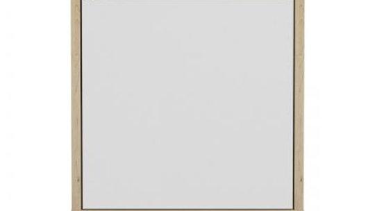 Szafka Oltens 50 cm podumywalkowa biała + nogi dębowe