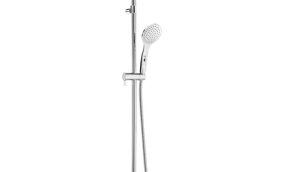 Zestaw natryskowy termostatyczny Elo Bruma 23 cm deszczownica chrom
