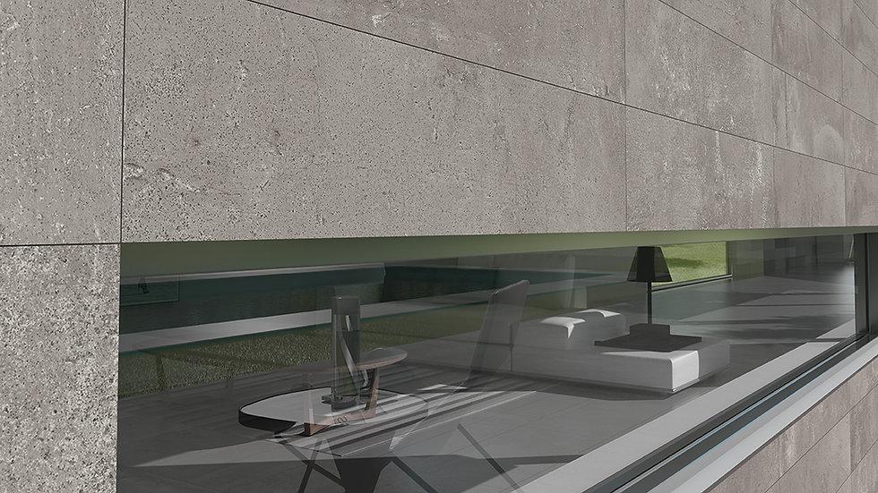 Gres Concrete Fuse Semi Polido 44,3x88,8