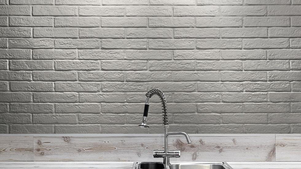Płytka New York Brick 6x25 Cegiełka Biała