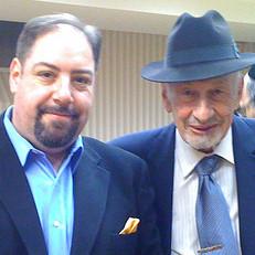 W/ R' Myron Rakowitz of the Sephardic Jewish Center of Canarsie