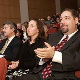 Rabbi Elie Abadie, MD; Deborah and I